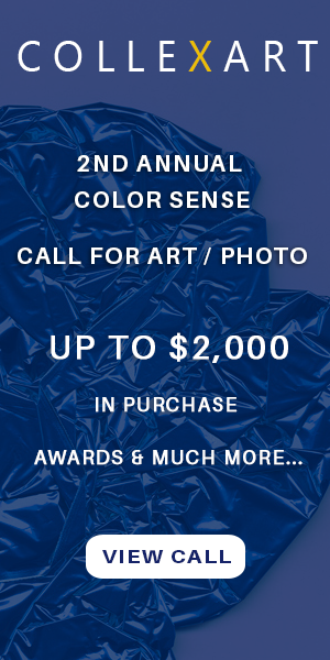 2nd Annual CollexArt Color Sense Call to Artists