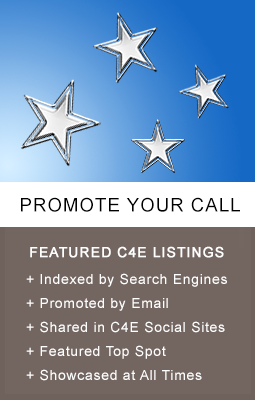 Promote your Call or Listing