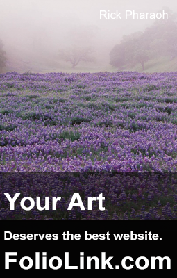 Your Art Deserves a Great Website