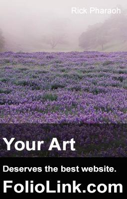 Your Art Deserves a Great Website