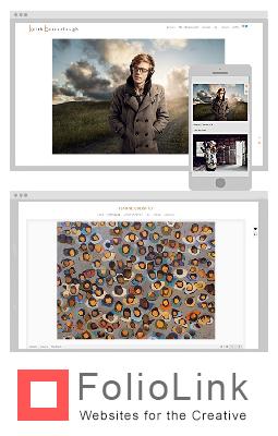 Create your portfolio website with FolioLink.