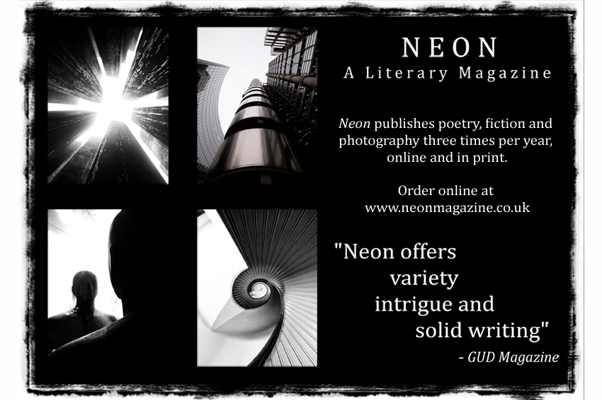 Neon Literary Magazine Seeks Submissions