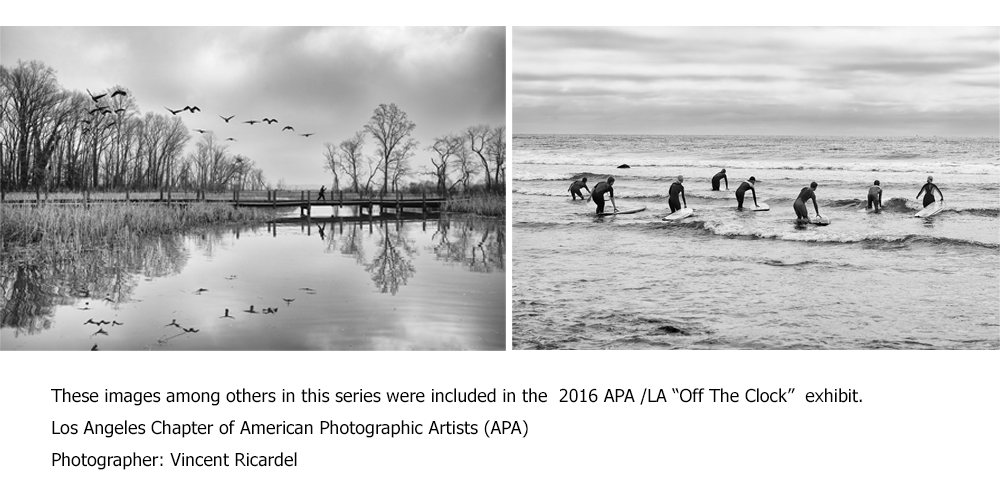 Vincent Ricardel Images Selected for Exhibition